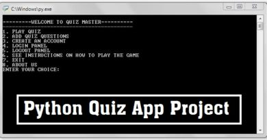 python quiz app in hindi
