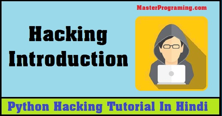 Python hacking tutorial in hindi