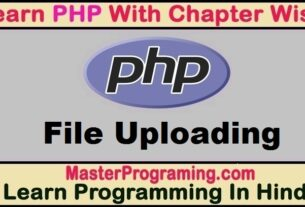 PHP File Uploading